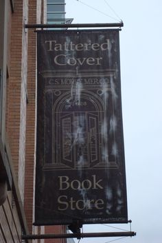 Tattered Cover Book Store, Denver, CO.  Every city should have one!