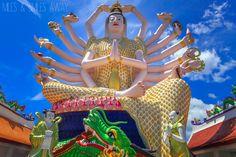 Wat Plei Laem Koh Samui Miles & Smiles Away