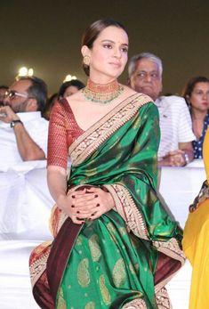 3540 Sabyasachi sarees: Rock the nine yards look with his 2019 collection Silk Saree Banarasi, Sabyasachi Sarees, Lehenga, Anarkali, Tamil Saree, Chiffon Saree, Indian Look, Indian Ethnic Wear, Indian Beauty Saree