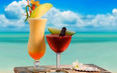 cocktails.............perfect for the summer