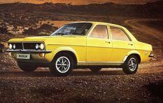 Vauxhall Magnum - 1975