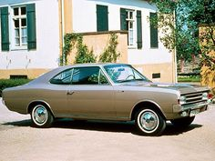 Opel Rekord Coupe (1967 – 1971 had one in east london south africa where i worked for eight years).