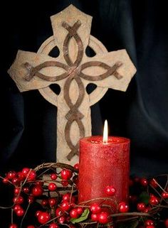 Crosses - Religious Christmas Decorations