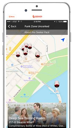 Seeker Santa Barbara Self-Guided Wine Tour Packages