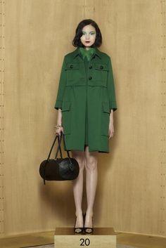 Fashionologie Louis Vuitton Pre-Fall 2012 collection