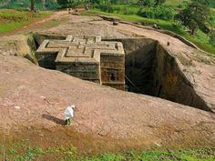 See Rock-Hewn Churches of Lalibela, Ethiopia (UNESCO site) - Bucket List Dream from TripBucket
