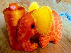 Pattern found at Wonderful DIY Softie Pattern, Softies, Dinosaur Stuffed Animal, Elephant, Island, Toys, Animals, Activity Toys, Animales