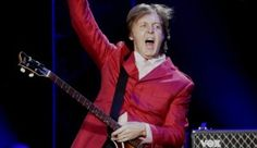 Insólito: Paul McCartney detiene concierto por sentir olor a marihuana