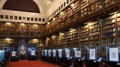 Sala Federiciana biblioteca AMBROSIANA