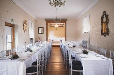 A beautiful winter Loughcrew House wedding, featuring a beautiful humanist ceremony, Father Ted place settings, homemade mulled wine & two gorgeous brides! Homemade Mulled Wine, Place Settings, Table Settings, Irish Wedding, Wedding Venues, Wedding Ideas, Table Decorations, House, Home Decor