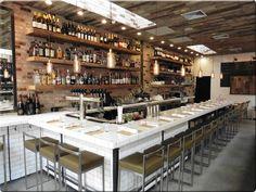Proof Bar, Restaurant, Table, Furniture, Design, Home Decor, Decoration Home, Room Decor, Diner Restaurant