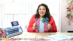 Use Free Monthly Cut Files from ScanNCut in Your Craft Projects