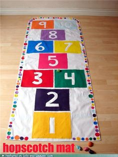 funny kids pictures - Rainy Day Activity Mat - a DIY Tutorial