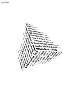 image now gallery / design / typography