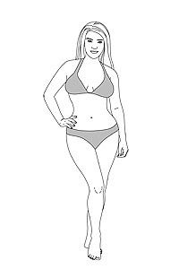 Best Exercises For Your Body Type… Included Is A Quiz To Find Out Your Body Type!  Cool site...lots of fun quizzes!