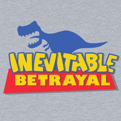 Inevitable Betrayal by Fishbiscuit Toy Story / Firefly mashup