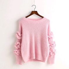 Elina women winter mohair puff soft dames kleding maglione donna jerseis knitted sweter pull femme jumper pullover sweaters