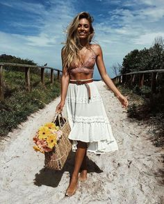 25 tolle Boho-Chic-Style-Inspirationen und Outfit-Ideen – Highpe 25 tolle Boho-Chic-Style-Inspirationen und Outfit-Ideen - Highpe Source by Boho Outfits, Summer Outfits, Cute Outfits, Fashion Outfits, Outfits 2016, Beach Outfits, Summer Clothes, Fashion Clothes, Fashion Ideas