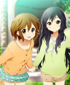 ❤٩(๑•◡-๑)۶❤                                            Anime Girl // Anime K-On