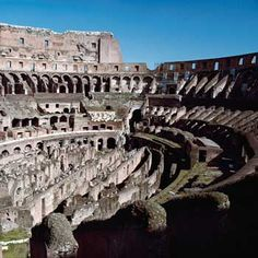 Exciting place to visit, so much history to absorb here.  At one time it even had a roof that would slide in place when needed.  Awesome how that could have been possible in that time period.  The Colosseum, Italy