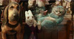 partes engraçadas do filme alice do outro lado do espelho - Pesquisa Google