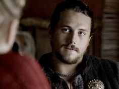"""A young man, whom I often call """"Kalfling"""", Kalf is a native of Hedeby, Lagertha's new demesne. He is played by Ben Robson with confidence and attitude."""
