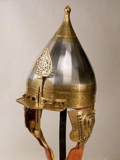 Casco Turco de 1560 #Historia