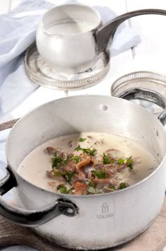 Pyszny sos grzybowy Cheeseburger Chowder, Ethnic Recipes