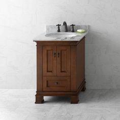 """Bathroom Vanities Venice Fl 60"""" venica teak double vanity for undermount sinks - natural teak"""