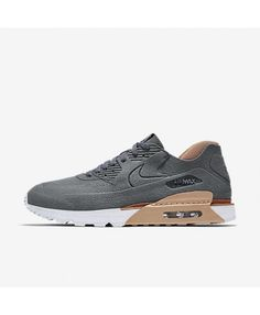 873ab1924420 Nike Shoes Lab Air Max 90 Royal Cool Grey Cool Grey Vachetta Tan White