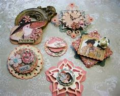 images of embellishments for scrapbook pages - Bing Images