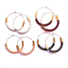 The Portal Earrings by Sarah Safavi via DNAtheshop.com