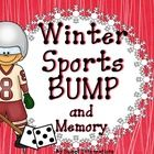 """Free! The big winter sporting event is coming soon in February. """"BUMP"""" with a Winter Sports Games theme. I've included two different Bump addition games ..."""