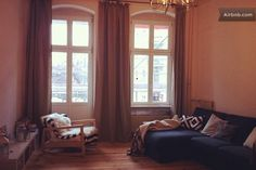 My Berlin flat is for rent!
