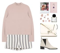 """N°56"" by yellowgrapes ❤ liked on Polyvore featuring Zara, Acne Studios, ASOS, Carven and Byredo"