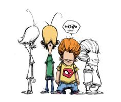 Skottie Young: Dumbhead and Tommy