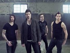 Adelitas Way <3 SO HOT, i dont care what they look like, rock stars are fckn hot, especially LIVE