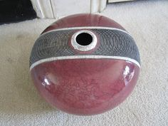 Vintage Ceramic Art Pottery by Smith  Hand by JewelsOfHighElegance, $30.00