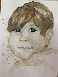 Mustafa's portrait