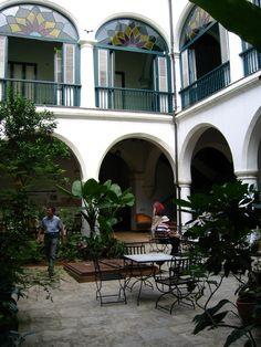 Cuban Courtyard