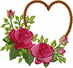 ABC Designs 9 Beauty of Flowers Machine Embroidery Designs Set 4 ...