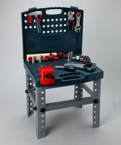 Pretend Play: Home Improvement: Bosch Tool Shop Set by Bosch