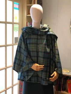 Made from lightweight tartan woven at one of Scotland's most respected mills Nikki Laird has...
