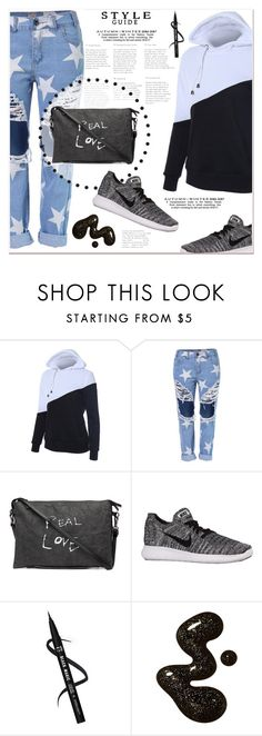 """""""Yoins"""" by janee-oss ❤ liked on Polyvore featuring NIKE"""