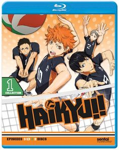 Best Volleyball anime ever!