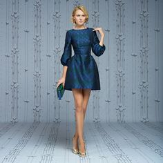Ulyana Sergeenko dress from the capsule collection