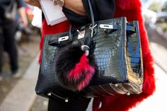 Pin for Later: All the Amazing Street Style From Milan Fashion Week Day 2