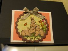 The Gifts of Spring by Lhasaapsoluv - Cards and Paper Crafts at Splitcoaststampers
