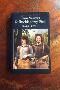 The Adventures Of Huckleberry Finn was published eight years after The Adventures Of Tom Sawyer, and represents – in my mind, anyway – a huge leap forward in terms of Twain's craft. It was the first major American novel to be written entirely in vernacular English... #ClassicBooks #BookReviews #AmReading