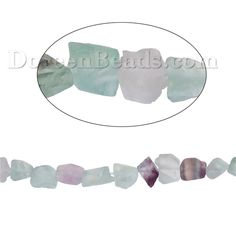 Worldwide Free Shipping (Grade A) Fluorite ( Natural ) Loose Beads Irregular Multicolor About 14.0mm( 4/8) x 12.0mm( 4/8), Hole: Approx 1.5mm, 40.0cm(15 6/8) long, 1 Strand (Approx 40 PCs/Strand) [B68298] at incredible low price– DoreenBeads.com